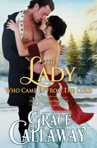 cover image for The Lady Who Came in from the Cold