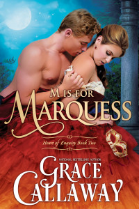 cover image for M is for Marquess